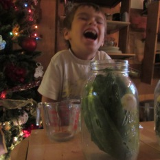 I guess pickles are funny?