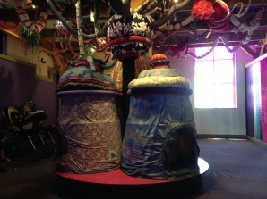 Phoenix Children's Museum (grocery store room)