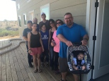 My church staff & friends; Pastor Trev, Pastor Randy, Pastor Daniel, Missy, Jasmin, Pastor Brittni, Tobi & baby Harper